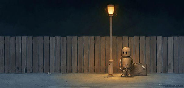 Paintings-of-lonely-robots-experiencing-the-quiet-wonder-of-the-world4__605